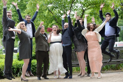 Hochzeit Bezirksamt Wandsbek