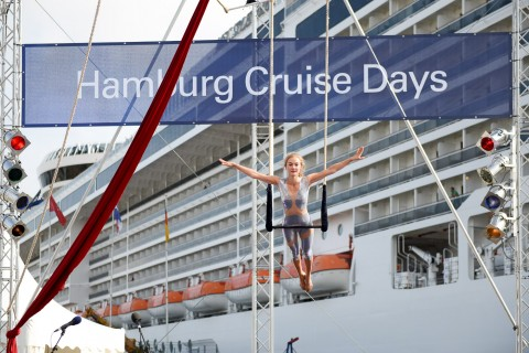 Foto 15091340 HafenCity Hamburg Cruise Days 2015