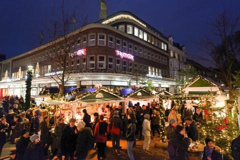 Foto ID 15120603 Marie-Jonas-Platz, Hamburg Eppendorf