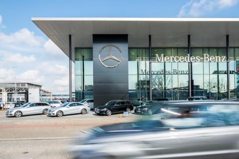 Mercedes Benz Hamburg