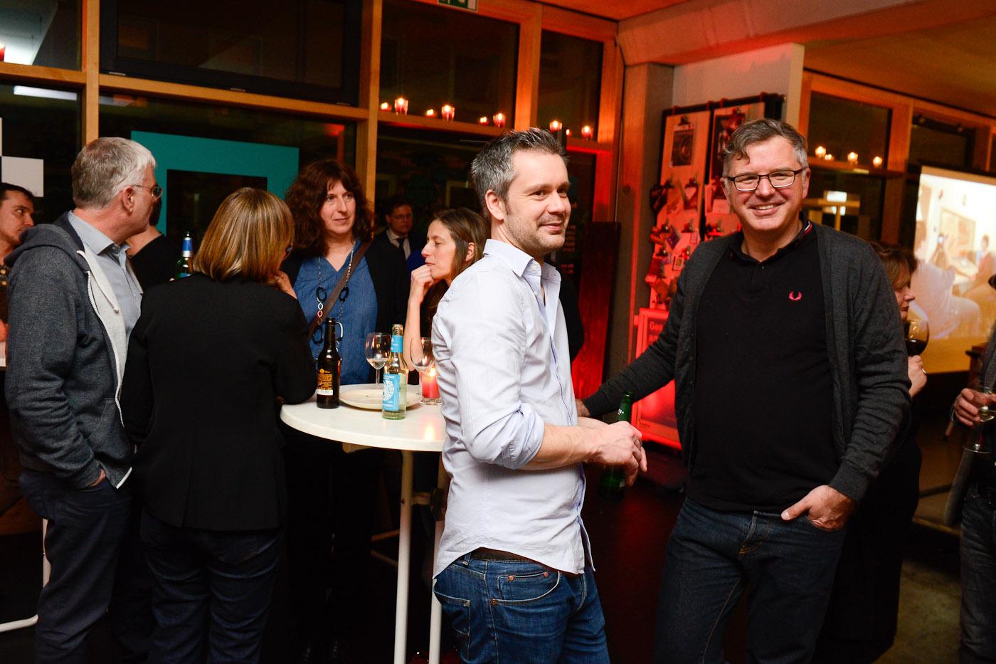 Jens Bergmann (Mitte), Geschäftsführender Redakteur, brand eins