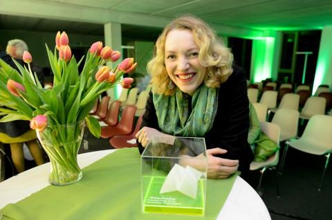 Gewinnerin Himmel-Preis: Juliane Schiemenz (Reportagen)