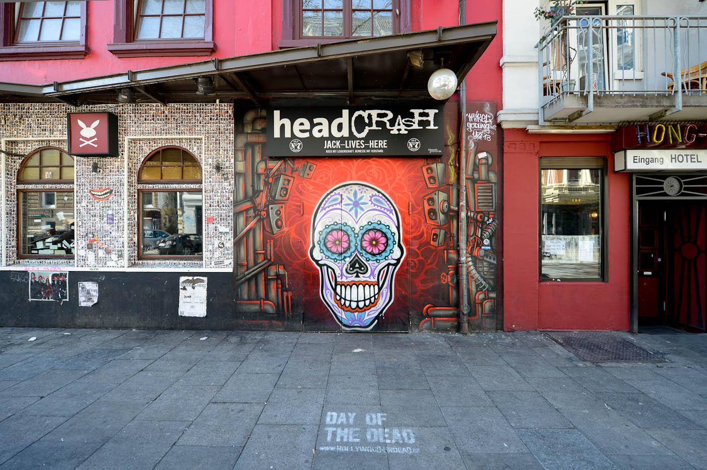 Foto ID 2015040102 Club & Disco, HeadCRASH