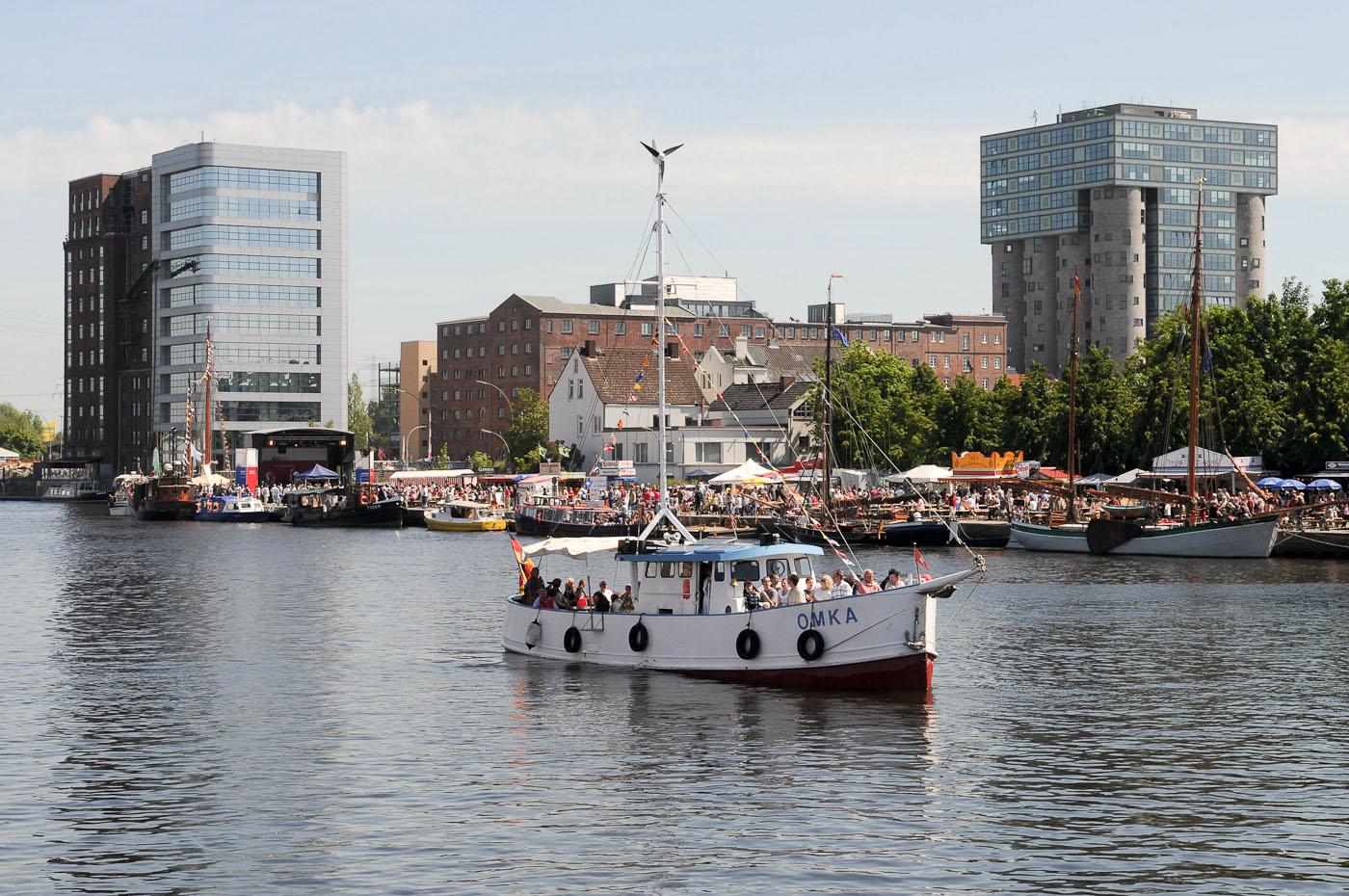 Foto ID 2015041706 Binnenhafen Harburg Hafen