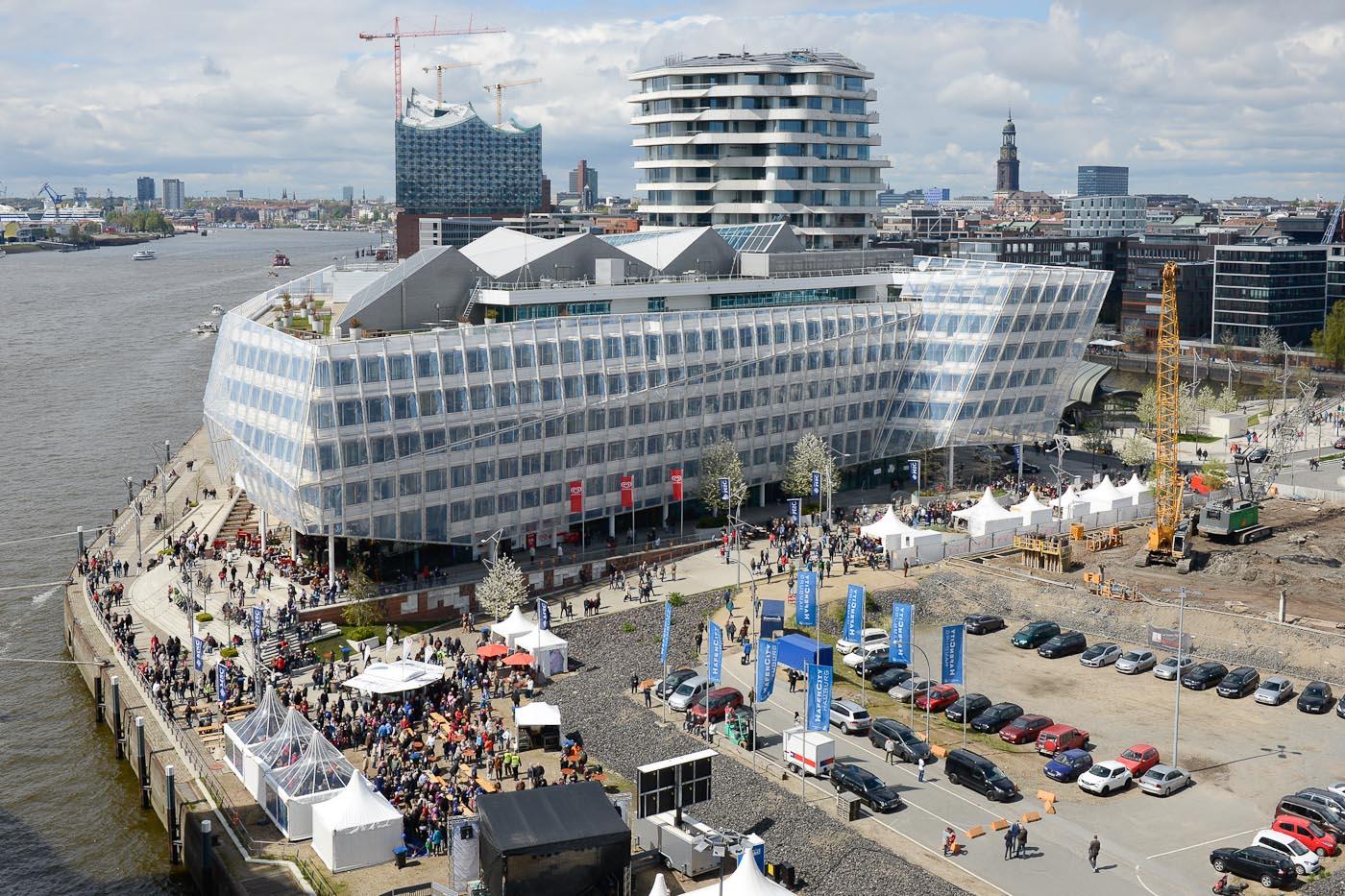Kreuzfahrtschiff MSC Splendida Veranstaltungsfläche, Unilever-Haus