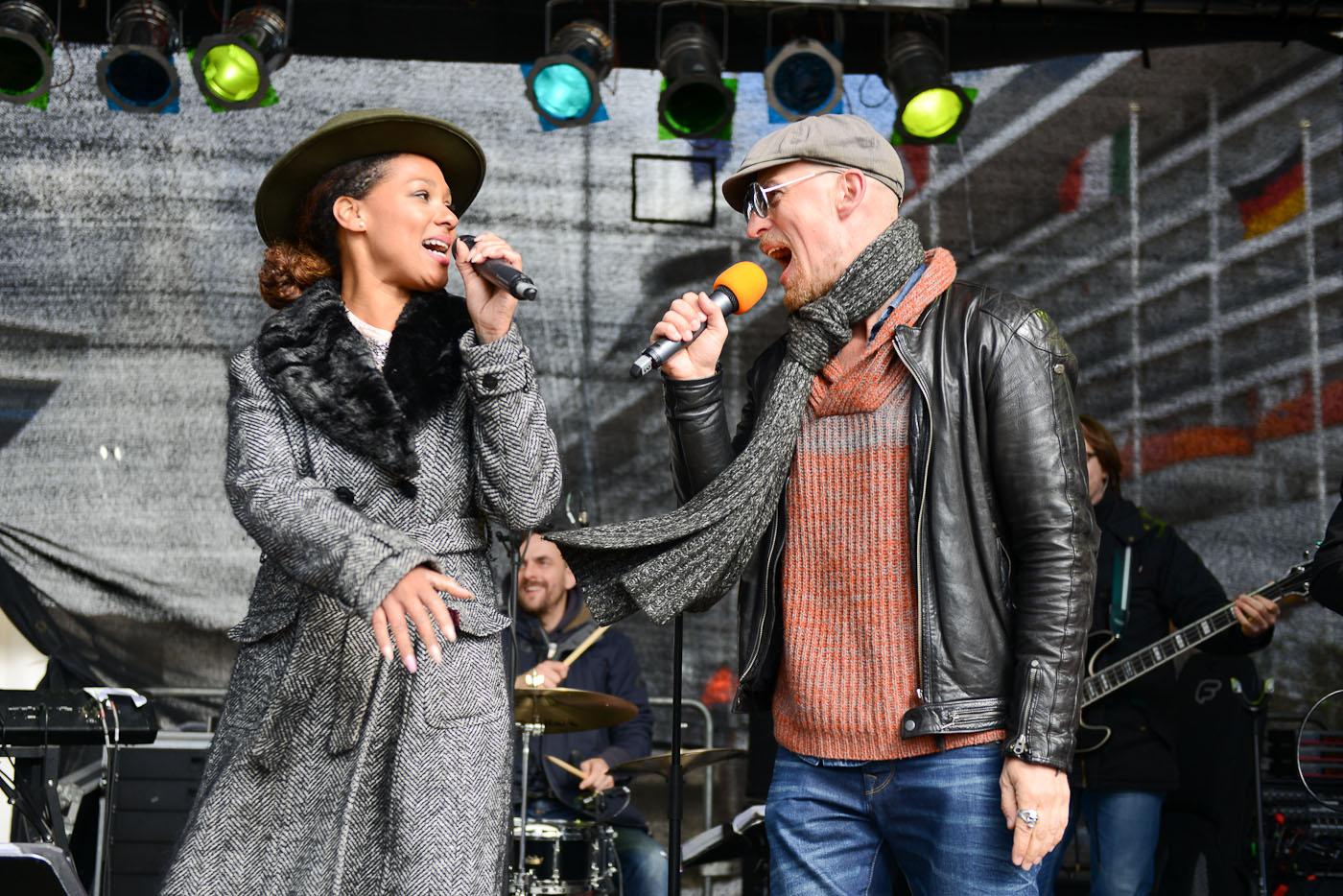Max & Friends, Kreuzfahrtschiff MSC Splendida Erstanlauf Hamburg