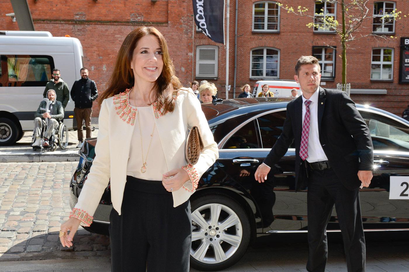 Dänische Kronprinzessin Mary Donaldson