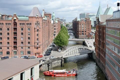 Foto ID 15072501 Speicherstadt HafenCity Hamburg