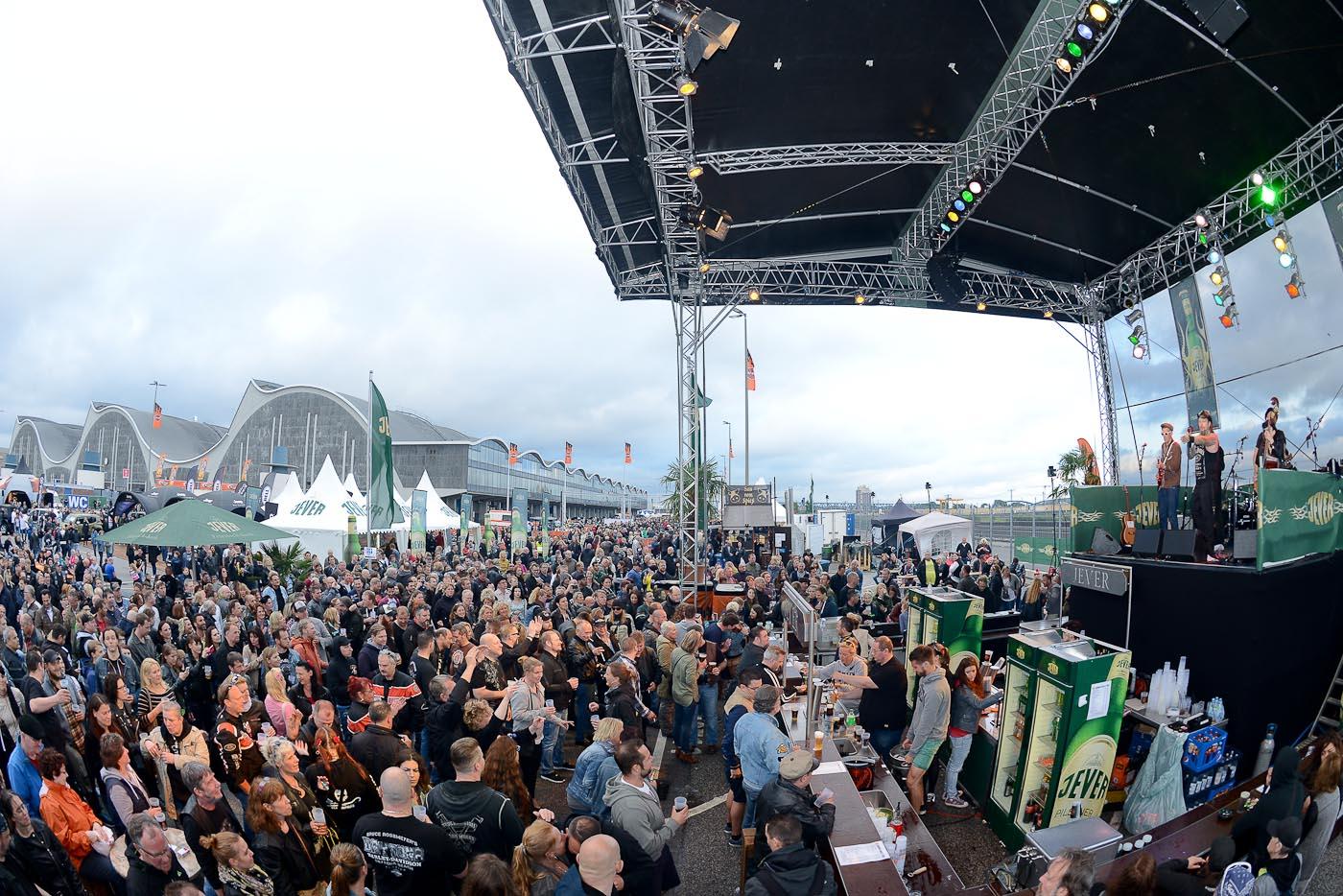 Hamburg Harley Days 2015
