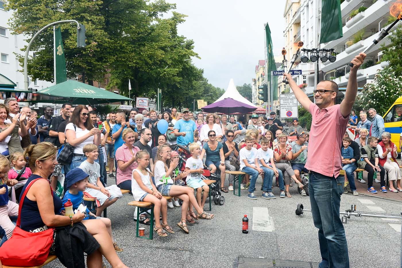 Comedy & Akrobatik, Dat Uhlenfest