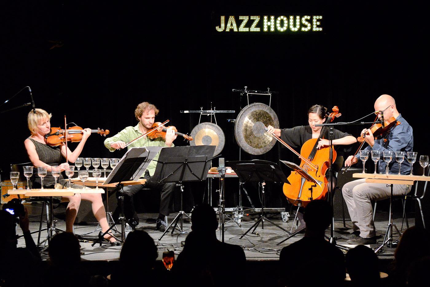 Foto ID 15092208 Music: Ensemble Resonanz, Jazzhouse, Niels Hemmingsens Gade 10