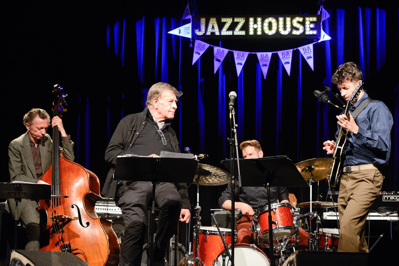 Foto ID 15092208 Music: Rolf Kühn Unit, Jazzhouse, Niels Hemmingsens Gade 10