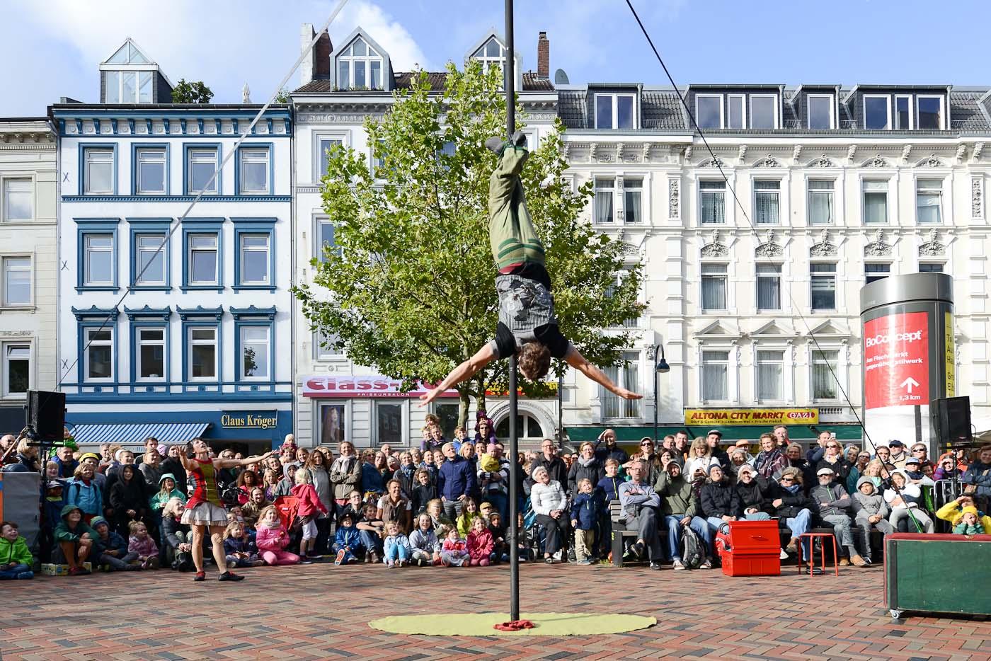 Foto ID 150905011 Manoamano Circo Show
