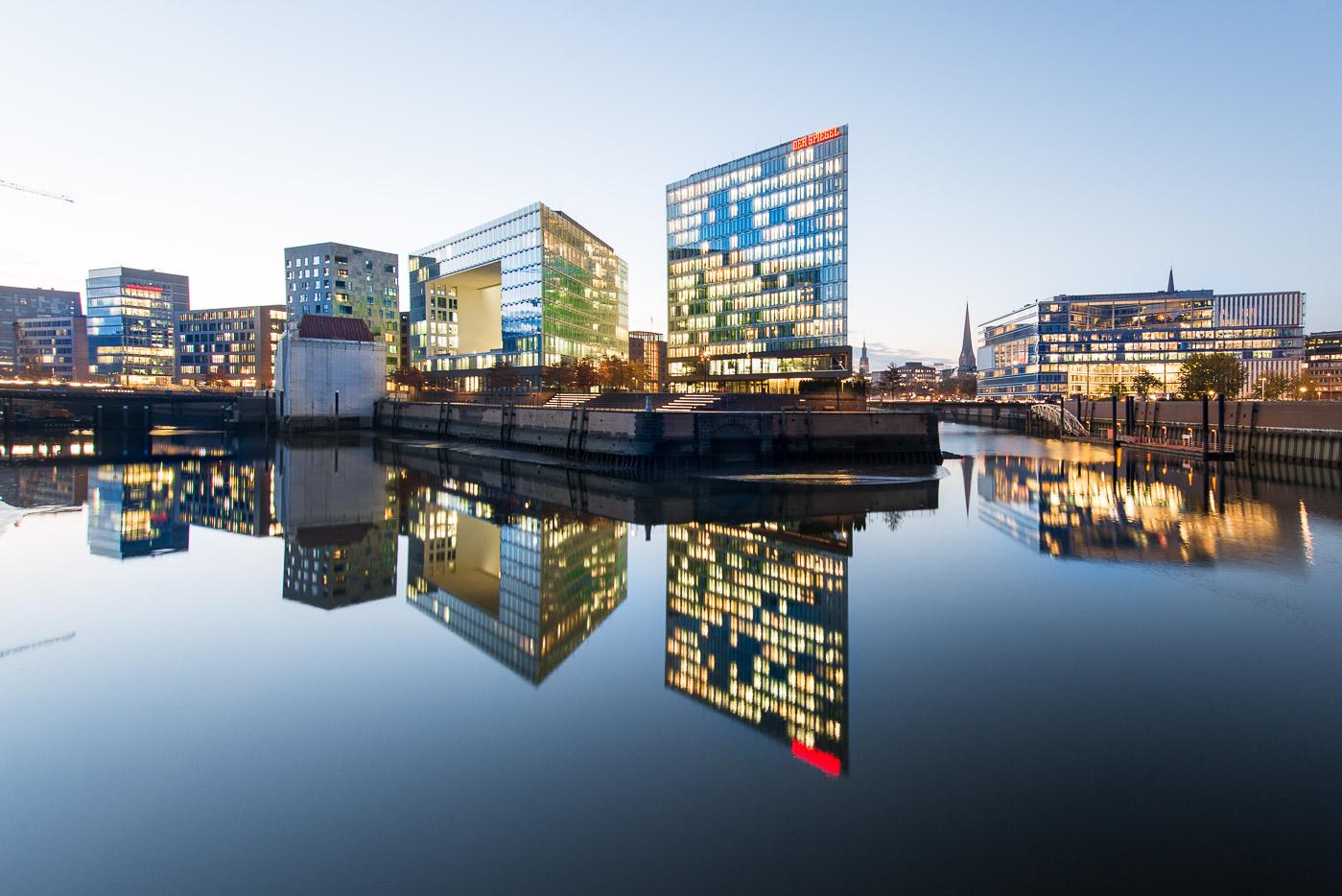 Foto id 151104 spiegel verlagshaus hamburg hafencity for Hamburg spiegel
