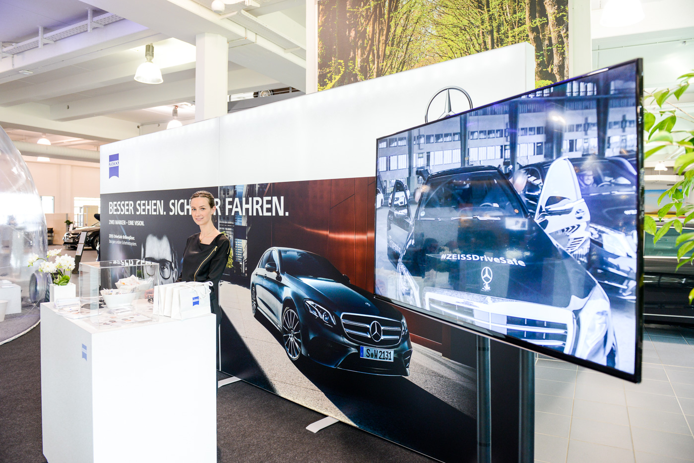 Zeiss DriveSafe Mercedes Benz