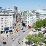 Foto ID 2016051402 Jungfernstieg, Prien-Haus, Colonnaden