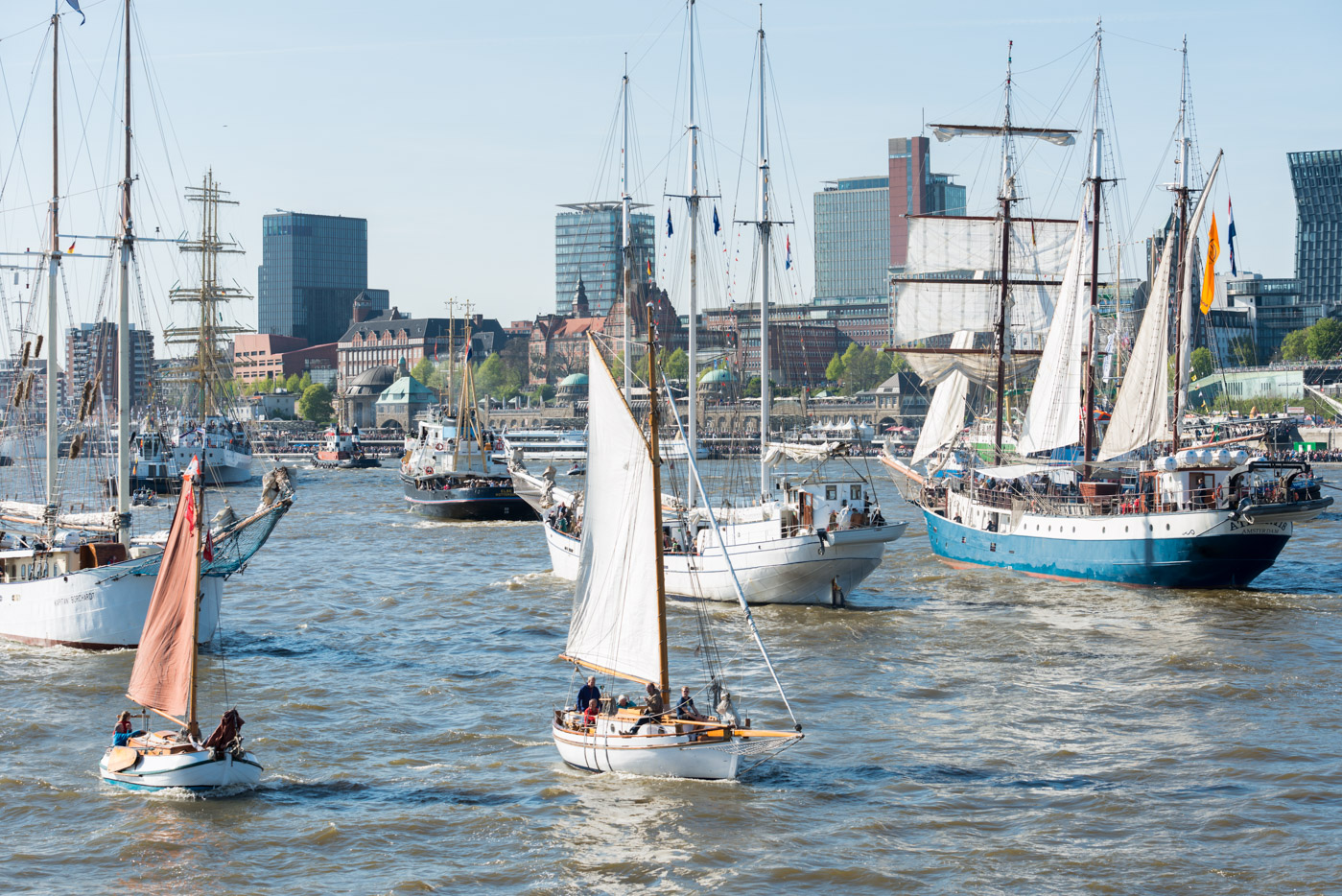 Foto ID 160507017 Hafengeburtstag Hamburg