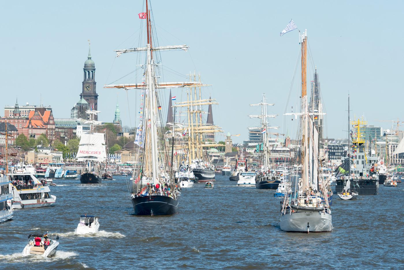 Foto ID 16050708 Segelschiffe Hafengeburtstag