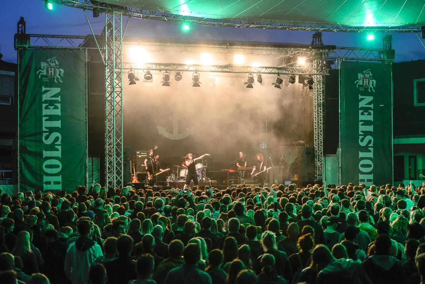 Foto ID 16052717 Holsten Brauereifest 2016