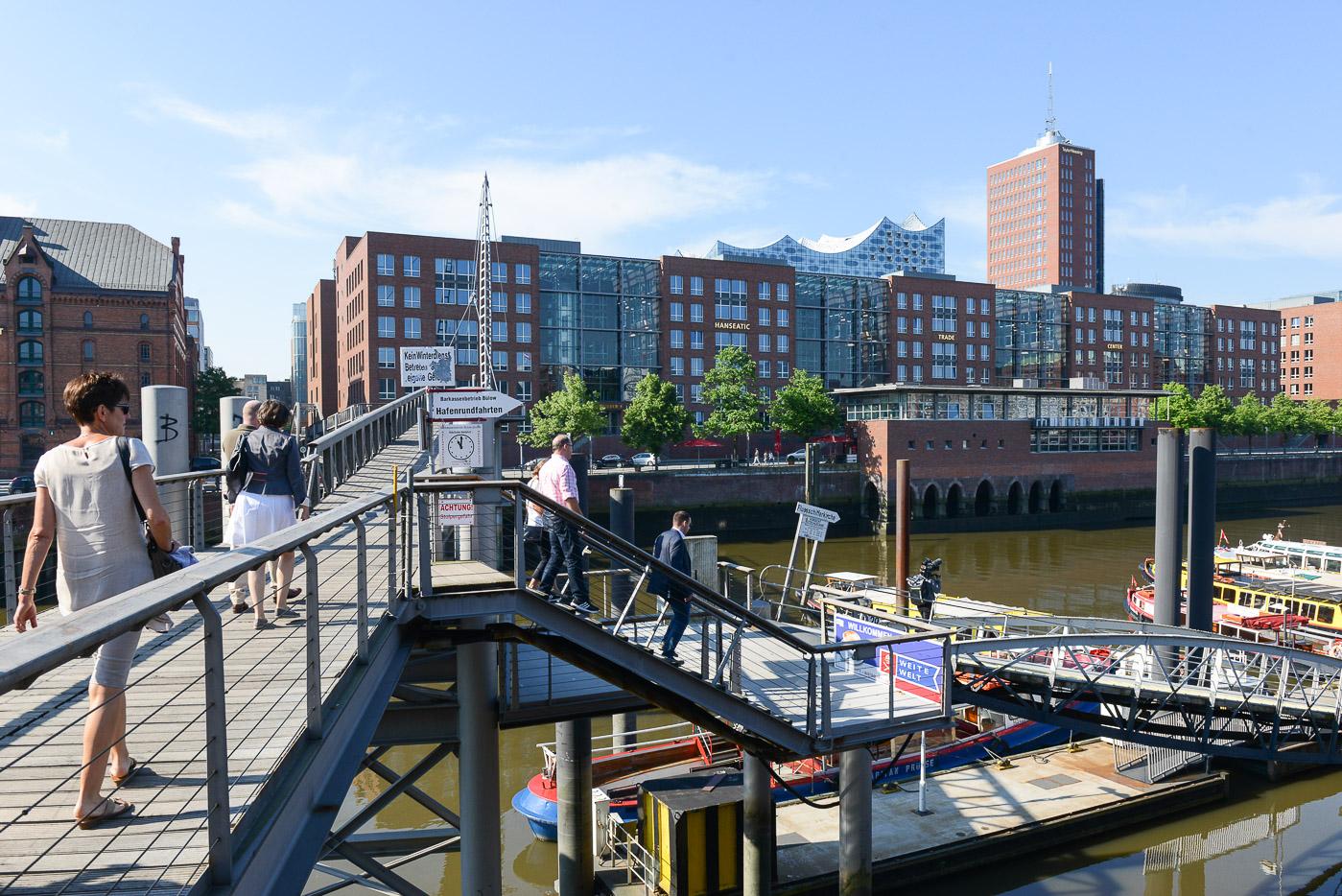 Foto ID 16060308 Speicherstadt Hamburg