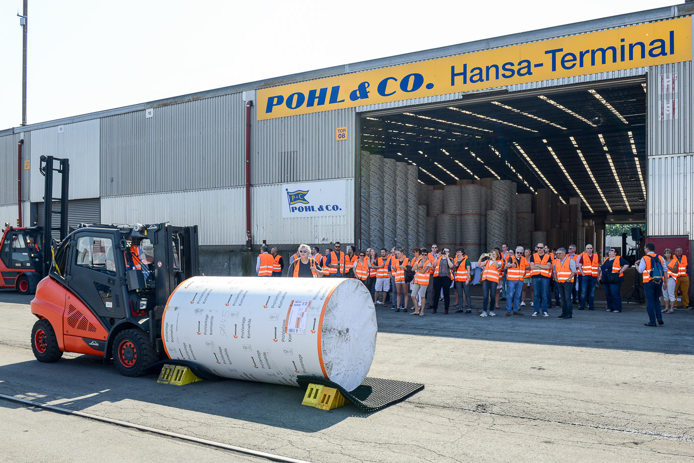 Foto ID 16060313 Pohl + Co Hansa Terminal