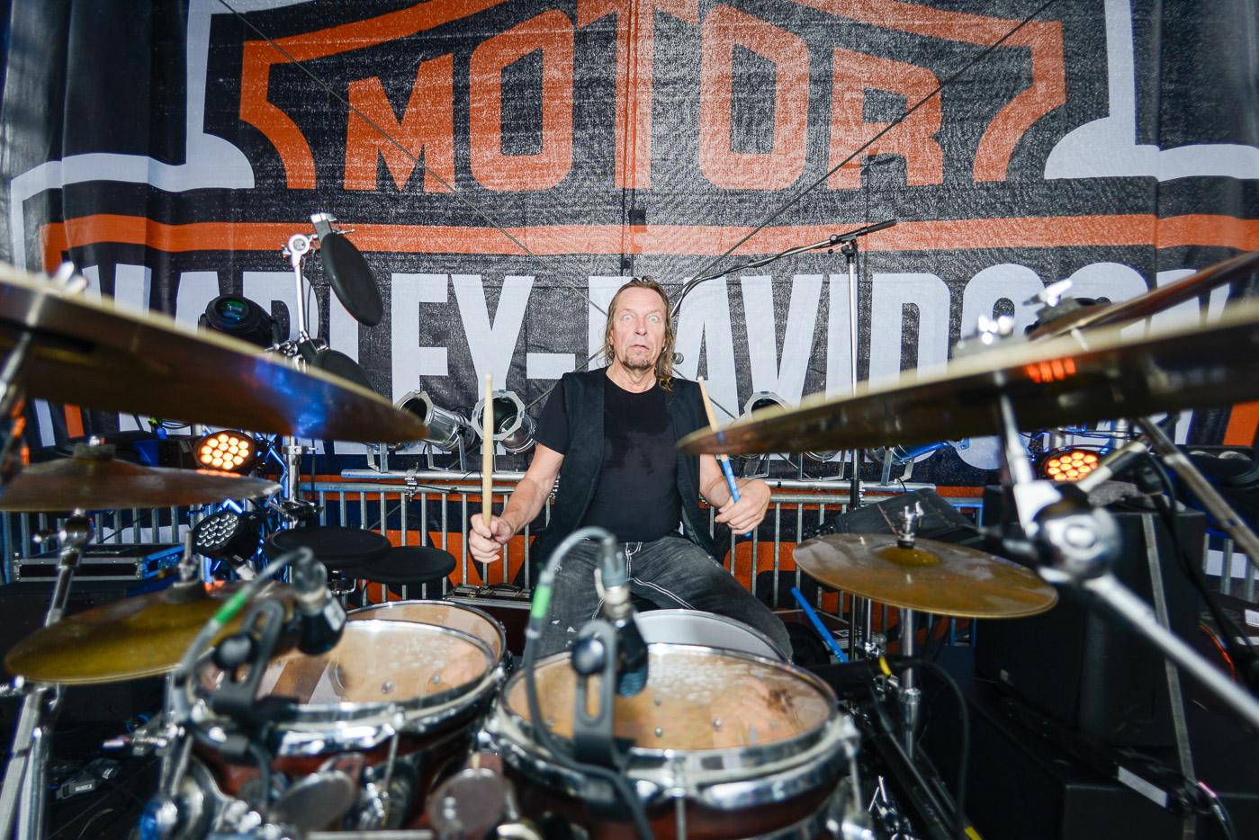 Mallet Drummer, Harley Days Hamburg