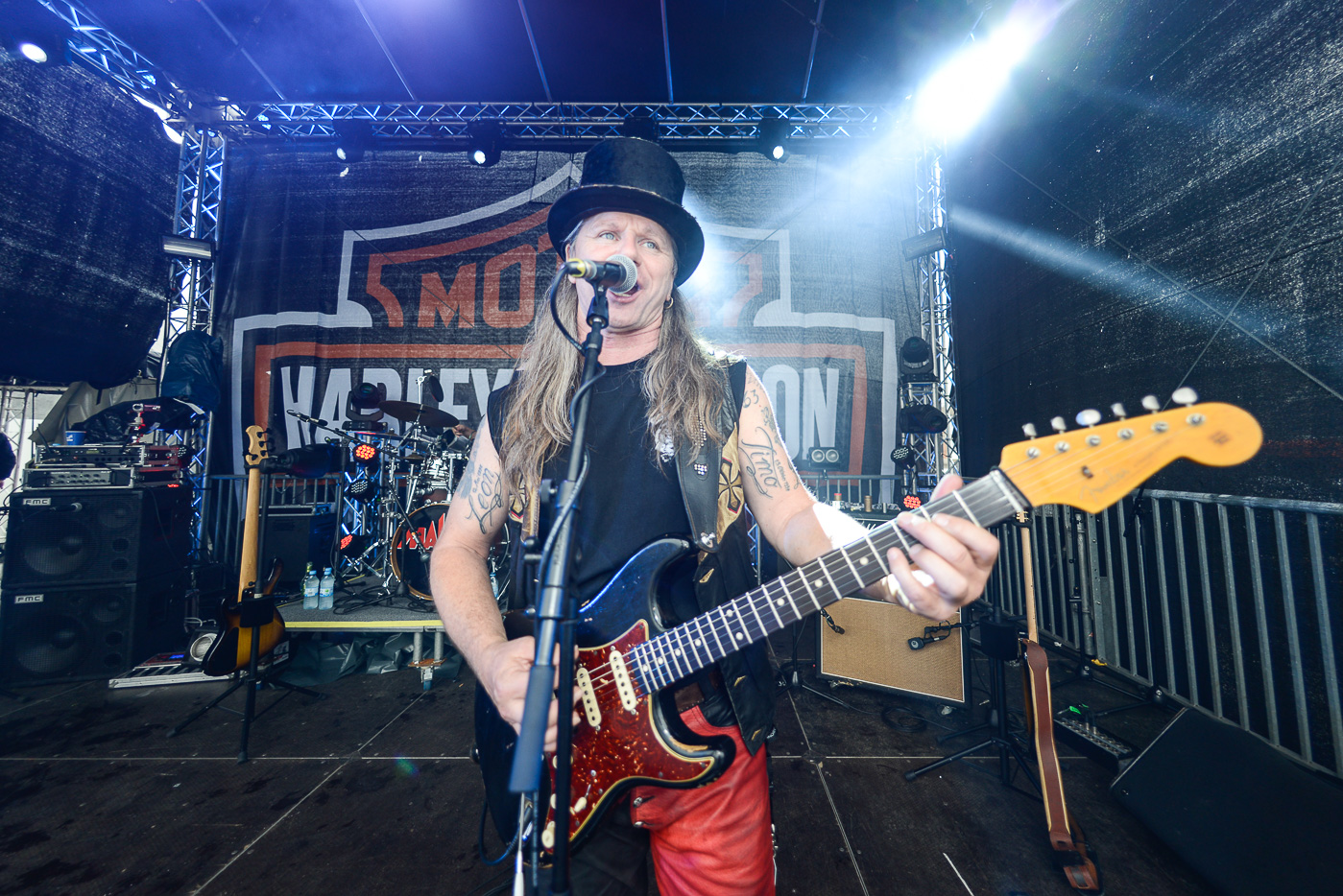 Mallet Sänger, Harley Days Hamburg