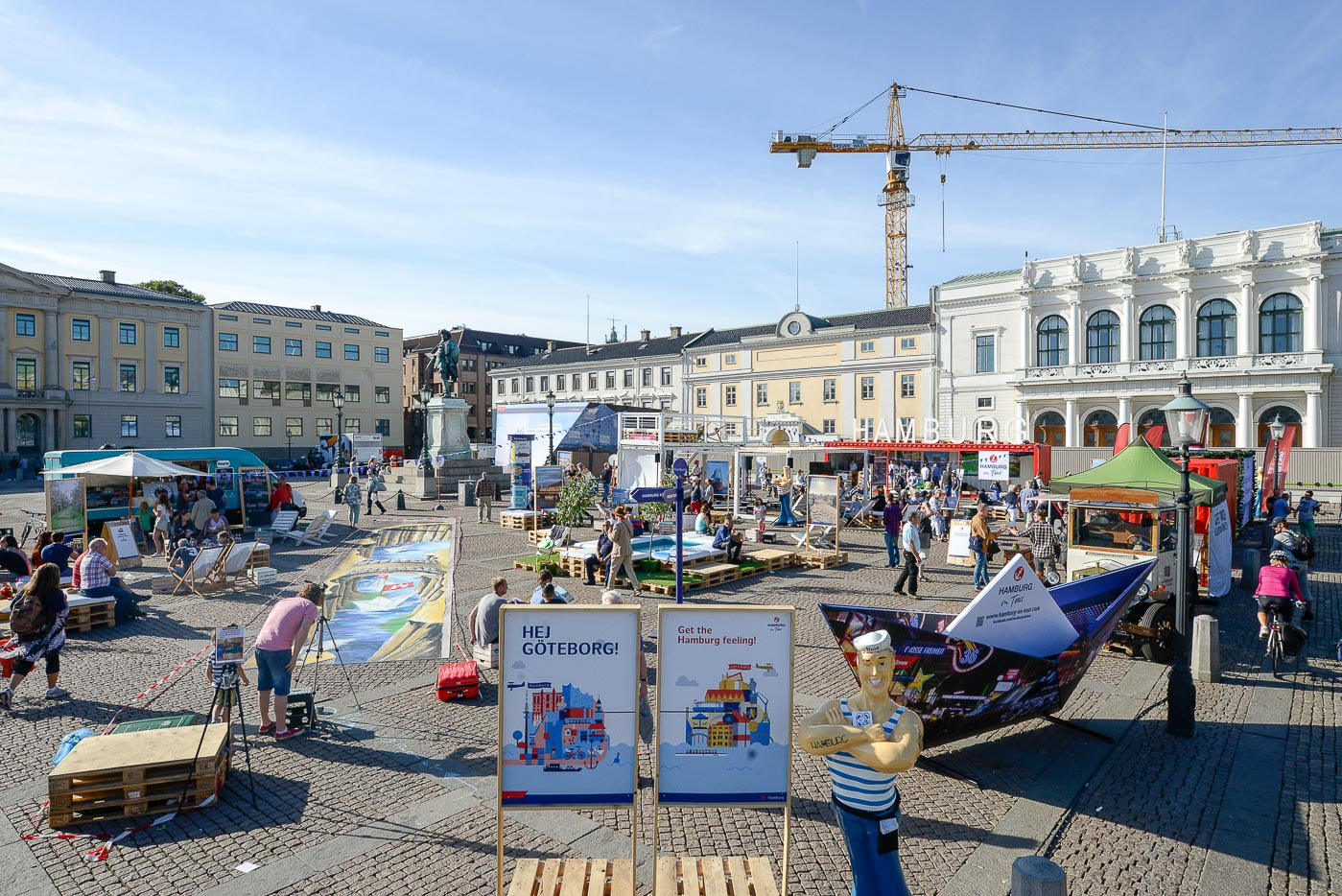 Hamburg on Tour Göteborg