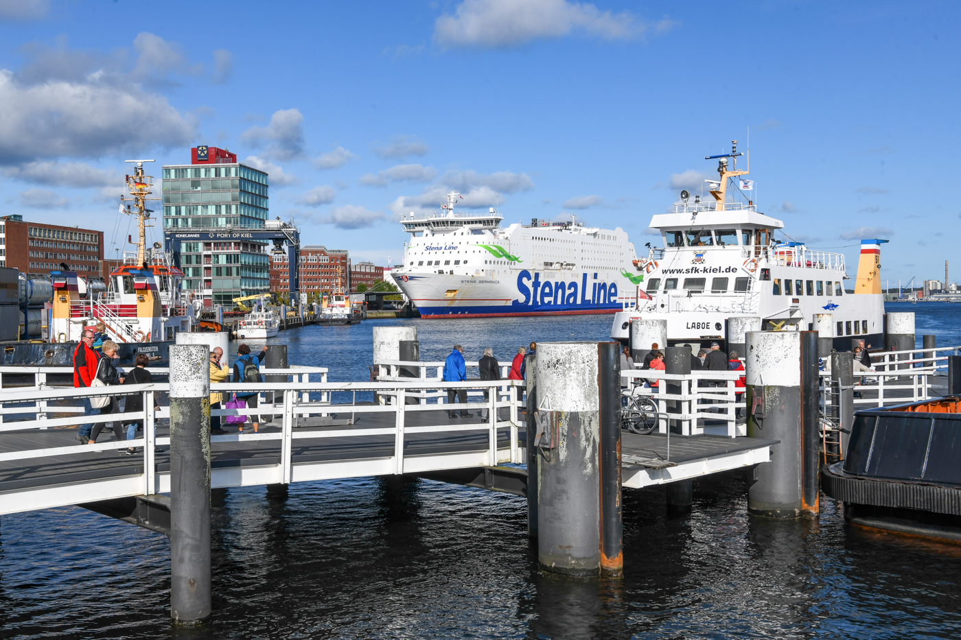 TDDE Kiel